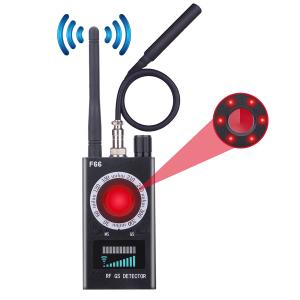 China Upgraded RF Signal Detector Camera Finder Anti Spy Detector on sale