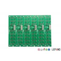 PCB Automotive Printed Circuit Board 4 Layers Green Solder Mask 1.6mm Thickness