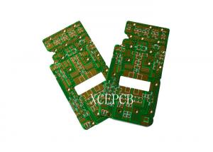 China 6 Layer Multilayer WIFI Printed Circuit Board For Audio Transmitter on sale