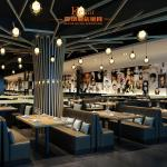 Upholstered benches, restaurant bench systems and customised, built-in booths