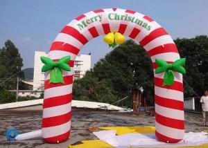 China 6m Outdoor Inflatable Advertising Products Christmas Grinch For Merry Christmas on sale