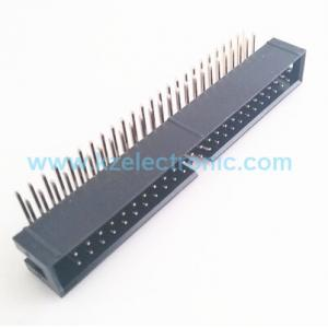 China Box connector pin ejector header 50Pin PCB electronic connector on sale