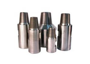 China Alloy Steel Oil Well Drilling Tools Crossover Sub For Drill Pipe Drill Collar And Kelly on sale