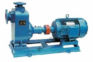 China ZX Series self priming centrifugal pump or chemical pump on sale