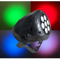 High Quality LED Par Can Lights 7 x 9w Mini Par Cans RGB Stage Lighting Super Bright for Concert Holiday