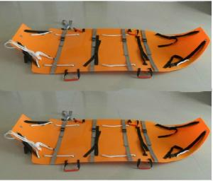 China Portable Stretchers, Aluminum Folding Stretcher, Alloy-Al Sheet Carry Stretcher supplier