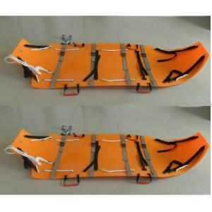 China Portable Stretchers, Aluminum Folding Stretcher, Alloy-Al Sheet Carry Stretcher on sale