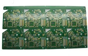 China Green Solder Mask FR4 Custom Making PCB Boards for Electronic / Camera Module on sale