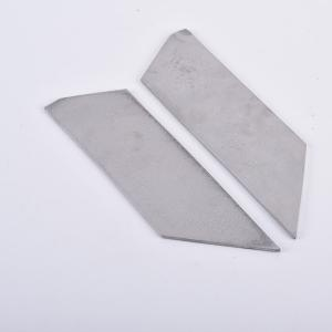 Quality Customized stellite 6k / stellite 6 fiber cutting blade for sale