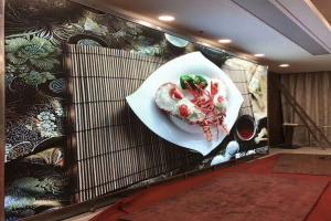 China HD P3 LED Video Wall Rental , Indoor Full Color LED Screen For Public Places on sale