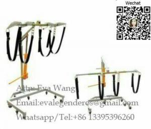 China Funeral Hydraulic Mortuary  Body  and Casket Lifter on sale