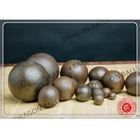 China C45 60Mn B2 B3 Forged Grinding Balls Dia 20mm-150mm For Power Station on sale