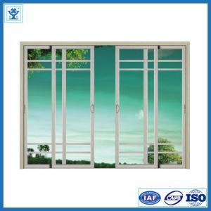 China NEW ! standard size aluminium door and windows/ high quality modern aluminium window frame on sale