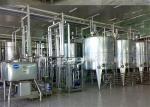 Поверните машину парного молока ключевого проекта обрабатывая/производственное оборудование молокозавода с пастеризацией