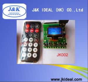 China JK002 Recorder USB SD sound module on sale