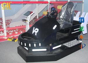 China DP E3 Helmet Virtual Reality Simulator Attractive And Cool Car Appearance on sale