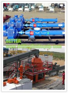 China Drilling Waste Screw Conveyor Solid Control Equipment Drilling Waste Management Equipment on sale