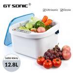 12.8L Ozone Household Ultrasonic Cleaner Fruit / Vegetable Cleaning 100W 40kHz