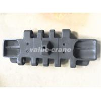 Track pad for TEREX DEMAG CC2800 quality undercarriage  spare parts for crawler crane,
