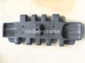 China Track pad for TEREX DEMAG CC2800 quality undercarriage  spare parts for crawler crane, on sale