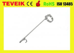 China Reusable needle guide for ultrasound transducer, ALOKA UST-9124 Endocavity Probe Needle Guide on sale