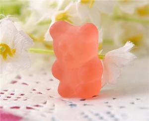 China Oil Coating Bulk Multivitamin and Minerals Gummy Bears Candy With Fruits Flavor Multi Color on sale