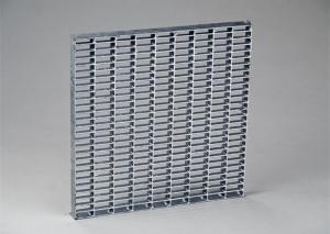 China 19 W 4 Hot Dip Galvanized Steel Grating Cold Galvanized Carbon Steel Grating on sale