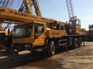 China 25 Ton QY25K Made in China Used XCMG Truck Crane For Sale in Dubai With Low Price ,Construction Machine Truck Crane on sale