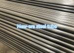 Precision Seamless Cold Drawn Steel Tube Round Shape For Gas Transportation