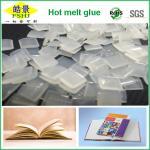 Клей ЕВА промышленный горячий размягчая 80 зерно Мельт ± 5ºК белое прозрачное горячее