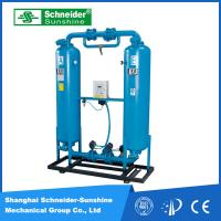 China Micro Heated Air Dryer Adsorption Stable Dew Point Reasonable Structure on sale