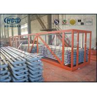 China Heat Efficiency Improving Boiler Parts Superheater Coils , ASME Standard on sale