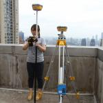 Geomatic Surveying And Engineering GNSS RTK GPS Surveying System