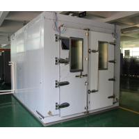 2-Zone Thermal Shock Resistance Test Chamber for Environment Stress Screen Test