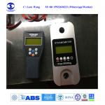100ton Davit Load test Loadcell with handheld Wireless Indicator