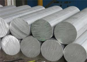 China Round 6061 T6 Aluminum Bar Stock , AlSi1MgCu 6061 LD30 Extruded Aluminum Bar Stock on sale