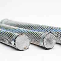 High Voltage Bare Aluminum Conductor 7 Strand Wire DIN Standard