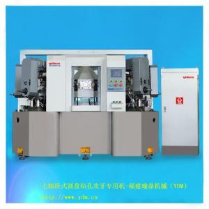 China 7つの紡錘横のディスク訓練および叩く機械 on sale