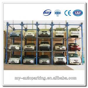 China OEM Smart Multilevel Intelligent Mechanical Car Elevator Automated Automatic Pit Car Park on sale