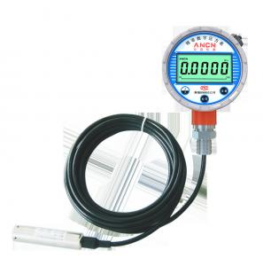 China 4~20mA Output And RS485 Communication Magnetic Liquid Level Gauge With High Power Lithium Battery on sale