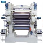 China CE / ISO Approved PVC Film Calender Machine ,PVC Film Making Machine Four Roll wholesale
