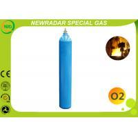 Oxidant High Purity Oxygen Gas O2 Cas 7782-44-7 High Pressure