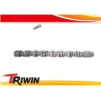 Alloy steel Forged Cummins V903 Diesel Engine Camshaft 199180