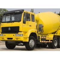Safe Concrete Mixing Equipment / Concrete Cement Mixer 371HP Horsepower