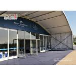 China 1000 People Party Tent Outdoor Event Tent With Glass Wall  20x50m Aluminum Tent wholesale