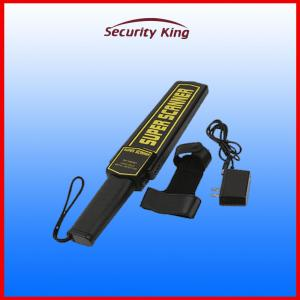China Airport Dependable Portable Metal Detectors Hand Held Security Metal Detectors on sale