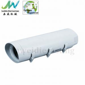 China Aluminum Die Casting Camera Housing , Indoor & Outdoor Applications CCTV Components on sale