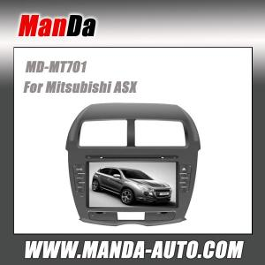 China Manda Car DVD GPS player for Mitsubishi ASX 2010-2015 Android 4.4 car pc gps car navi sat nav head unit on sale