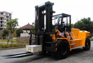 China 25 Ton Diesel Forklift Truck Material Handling Equipment Automatic Transmission on sale