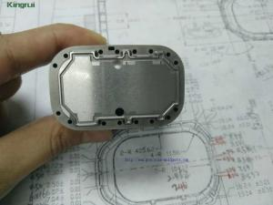 China Automotive Connector Cavity Precision Mold Components Plastic With TE Logo Mark on sale